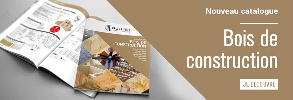 Catalogue bois de construction