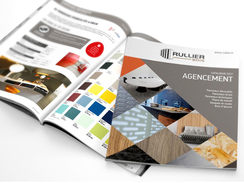 Consultez notre nouveau catalogue agencement et bois d'oeuvre