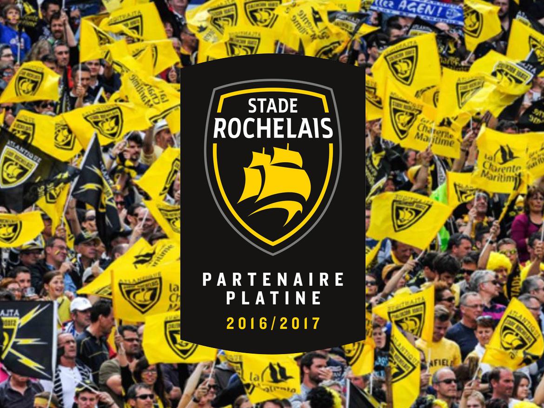 Le Stade Rochelais qualifié pour les quarts de finale de la coupe d'Europe !
