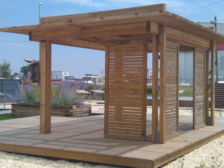 Nouveau show-room Terrasse & Aménagements extérieurs