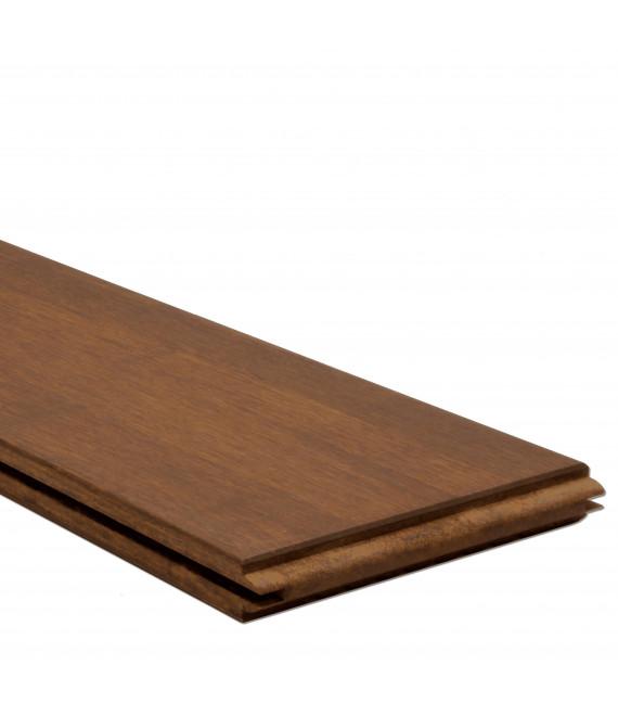 Lame N'DURANCE bambou, 20x137, 1face lisse, 1face striée, long 1m85