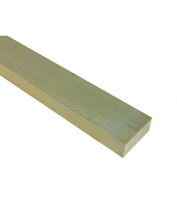 Bois d'ossature Epicéa C24 22x45 5000 traité CL2