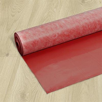 sous couche pergo pour vinyl sunsafe rouge dim 10mx1m rullier bois. Black Bedroom Furniture Sets. Home Design Ideas