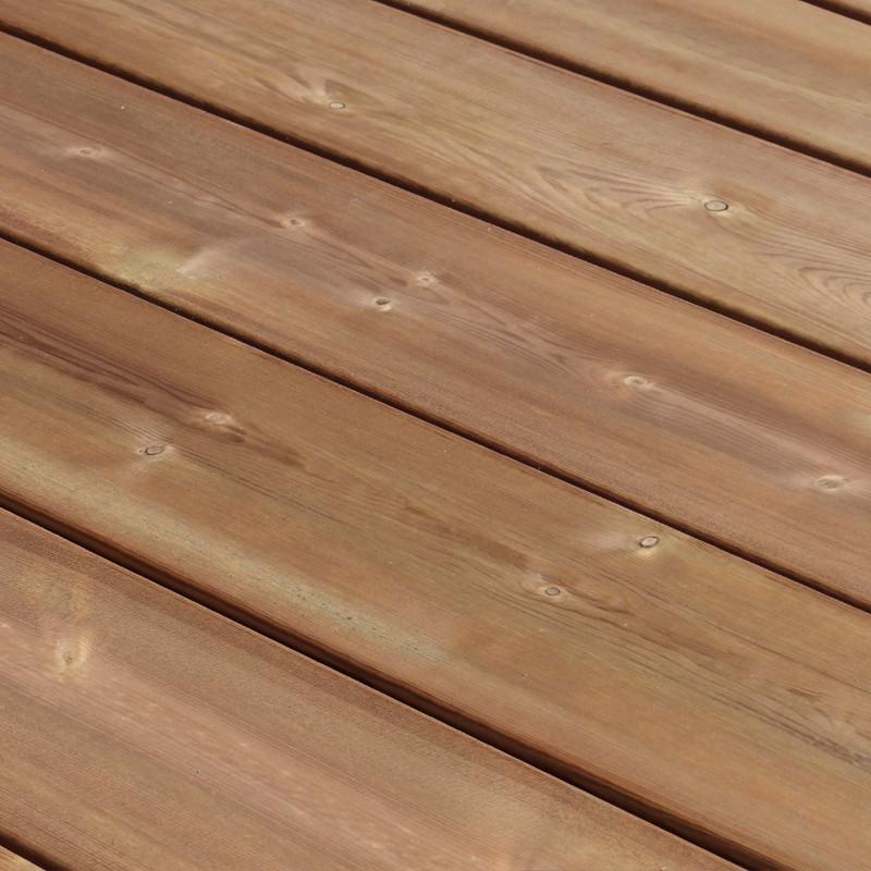 lame de terrasse lisse pin classe 4 choix us marron 26x145 rullier bois. Black Bedroom Furniture Sets. Home Design Ideas