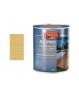 D.1 PRO Honey Gold – Saturateur pour bois tropicaux extérieurs et intérieurs – Seau de 20L