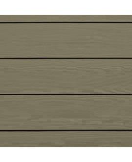 Bardage HardiePlank CEDAR Taupe Monterey - 3.60mx0.180m – Ep = 8mm