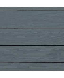 Bardage HardiePlank CEDAR Bleu Acier - 3.60mx0.180m – Ep = 8mm