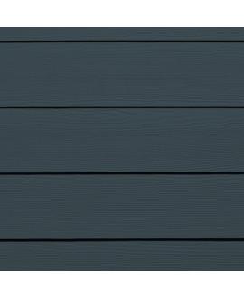 Bardage HardiePlank CEDAR Bleu du soir - 3.60mx0.180m – Ep = 8mm