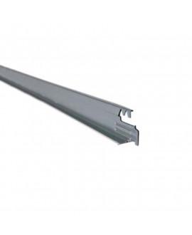 Entretoise T24 Ep. 40/100 1 lumière axée Super blanc