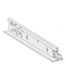 Porteur T35 Ep. 40/100 perforé tous les 100 mm Super blanc / Lg 3600 mm - Paquet de 15