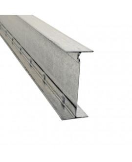 Profil Omnifix H. 100 mm / Lg 6000 mm - Paquet de 4
