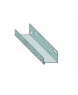 Pavasca Profil de socle en aluminium en 2m50