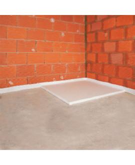 Panneau isolant Solichape Ép = 60mm - 2.50mx1.20m - R = 1.55 - colis = 3.00 m²