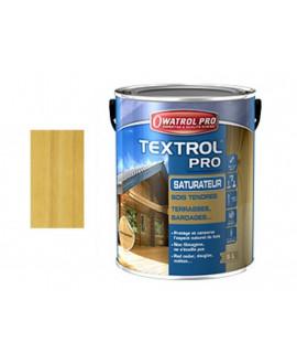 TEXTROL PRO Incolore – Saturateur bois tendres – Seau de 1L