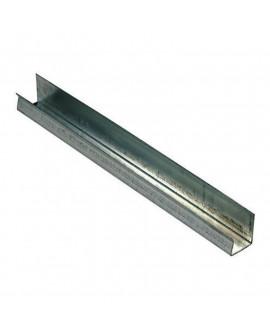 Lisse Clip / Lg 3000 mm - Paquet de 20
