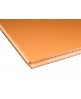 Polystyrène extrudé EFYOS (Topox) XPS CW - 2500x600x 30 mm R=0.90 - Colis 14 px - Pal de 12 colis