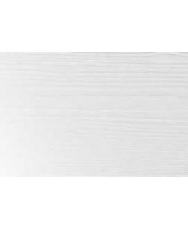 Bardage NELIO épicéa couleur traité CL3A Blanc pur 21x125 mm - Lg = en 4.20m