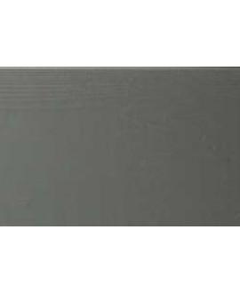 Bardage NELIO épicéa couleur traité CL3A Gris pierre 21x125 mm - Lg = en 4.20m