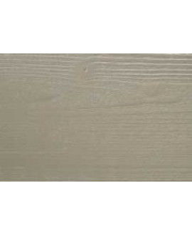 Bardage NELIO épicéa couleur traité CL3A Beige gris 21x125 mm - Lg = en 4.20m