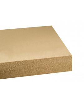 Pavatherm - Panneau fibre de bois rigide isolant et thermique - 600 mm x 1.10 m