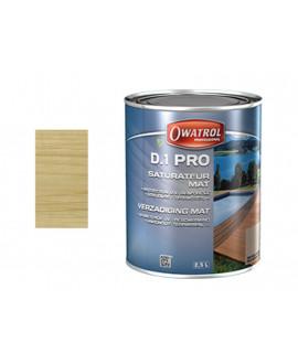 D.1 PRO incolore – Saturateur pour bois tropicaux extérieurs et intérieurs – Seau de 1L