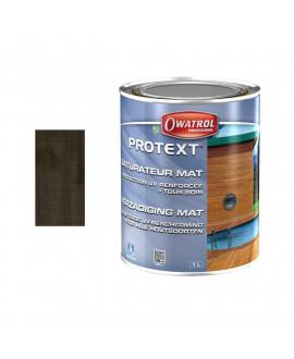 PROTEXT Gris graphite – Saturateur mat – Seau de 5L