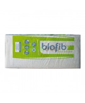 Isolant thermique Biofib'chanvre panneaux fibres naturelles de chanvres 1250x600x200mm - R=5.00 - Colis de 2.25 M2