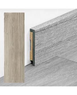 Plinthe PERGO vinyle Pin des chalets - Dim =9x48x2000 mm