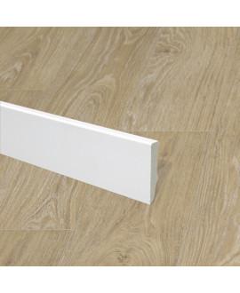 Plinthe PERGO vinyl MDF revêtu résiste à l'eau - 2400x8x55 mm - Col de 6 lgs