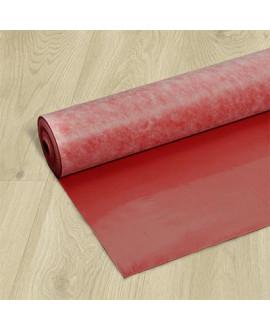 Sous couche PERGO pour vinyl Sunsafe rouge - Dim = 10mx1m