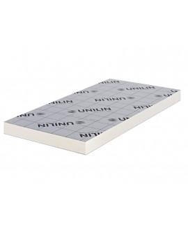 Plaque isolante UTHERM ROOF PIR K Ép = 80mm - 600mm x 600mm - R = 3.70 - colis = 4.32 m²