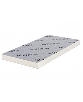Plaque isolante UTHERM ROOF PIR K Ép = 90mm - 600mm x 600mm - R = 4.15 - colis = 3.60 m²