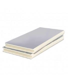 Plaque isolante UTHERM Wall PIR L Ép = 80mm - 600mm x 1.20m - R = 3.70 - colis = 4.32 m²