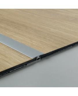 Profil dilatation alu vinyl PERGO 7 mm x 24 x 2m