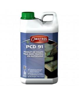 PCD 91 GRIS - Bidon de 2.5 L. - Produit de coupe