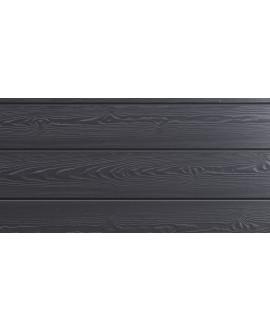 HardiePlank  VL Cedar (emboitement) 3600x182x11mm Gris Anthracite (mĠ utile)