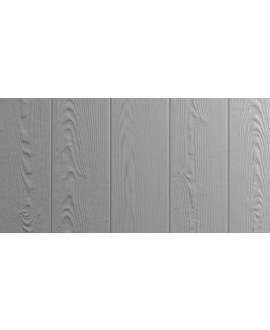HardiePlank  VL Cedar (emboitement) 3600x182x11mm Gris Ardoise  (mĠ utile)