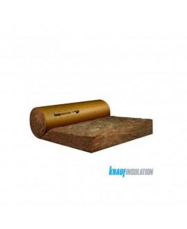 LAINE MUR REVETUE RLX SEMI-RIGIDE ACOUSTIPLUS 032  75mm  R=2.35  COLIS DE 6.48M²