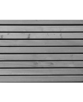 Bard. Dougl. Faux Claire-voie AB purgé aubier 85/90% CL3Asat.gris 26x135 4M00 - 4 lames/colis 2.16M2