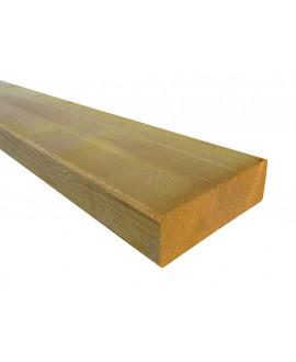 Bois d'ossature épicéa 45x145mm – Lg = 5.10 à 13.00m traité classe 2