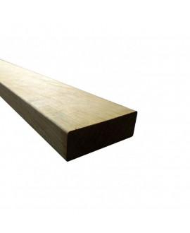 Bois de structure nord rouge traité classe 4 vert 45x120mm – Lg = de 3.00m à 6.00m