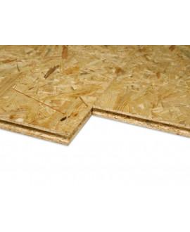 Dalles Kronoply OSB/3 milieu humide 675mm x 2.5m – Ep = 12mm à 22m