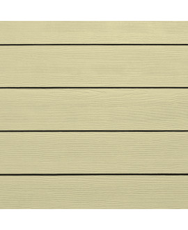 Bardage HardiePlank CEDAR Sable Clair - 3.60mx0.180m – Ep = 8mm