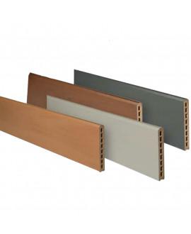 Lame écran claustra Bois Composite SILVADEC ATMOSPHÈRE 21x150mm - Lg = 1.783 ml