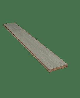 Lame Atmosphère brossé gris ushuaia 23x138mm - Lg = 4.00m
