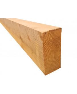 Madrier sapin épicéa 100x225mm – Lg = de 3.00 à 6.50m