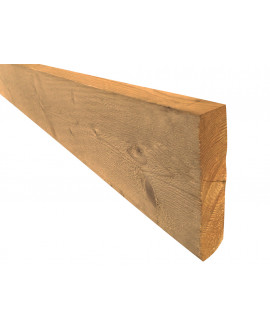 "Mélèze ""qualité sawfalling"" 50x200mm - Lg = de 4.00m à 5.10m"