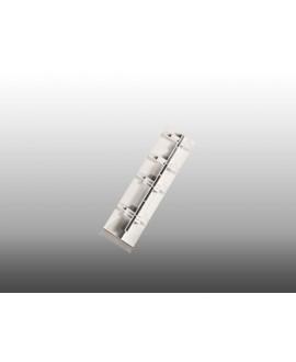 MEP Jonction bandeau PVC HJ18 18 cm blanc