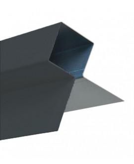 MetalTrim angle extérieur JH80-90 Gris Anthracite RAL 7016 en 3,00 m
