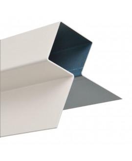 MetalTrim angle extérieur JH10-20 Blanc Arctique - Lg = 3.00m